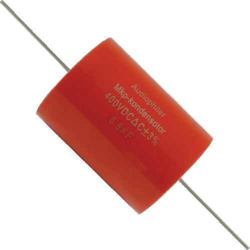 Capacitor - Audiophiler, 400V, MKP Metallized Polypropylene image 1