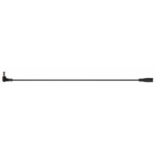 Cable - Power All, Black Right Angle Extension Jumper image 3