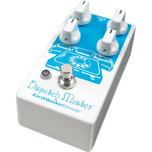 Effects Pedal – EarthQuaker Devices, Dispatch Master™, Digital Delay & Reverb image 2