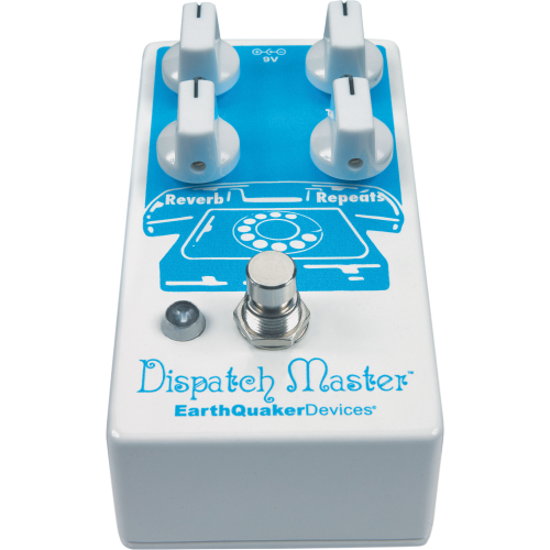 Effects Pedal – EarthQuaker Devices, Dispatch Master™, Digital Delay & Reverb image 4