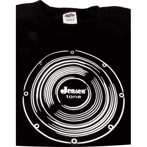 Shirt - Black with Jensen Tone Logo image 1