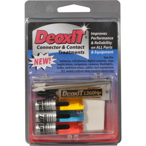 DeoxIT® - Caig, Connector & Contact Treatments kit image 1