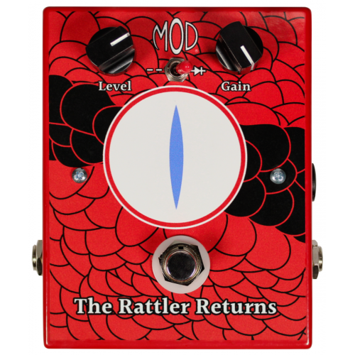 Effects Pedal Kit - MOD® Kits, The Rattler Returns, Distortion image 1