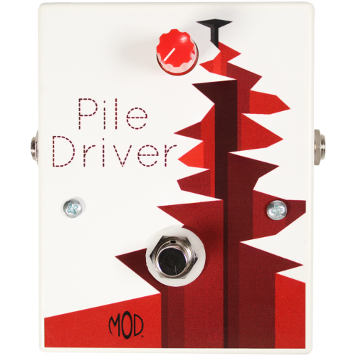 Effects Pedal Kit - MOD® Kits, The Piledriver, Power Boost image 1