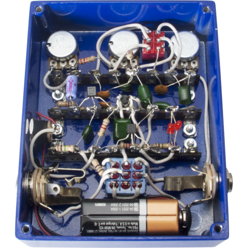 Effects Pedal Kit - MOD® Kits, The Aggressor, Distortion image 5