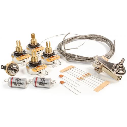 Guitar Wiring Upgrade Kit - Mod® Electronics, ES-335 Standard image 1