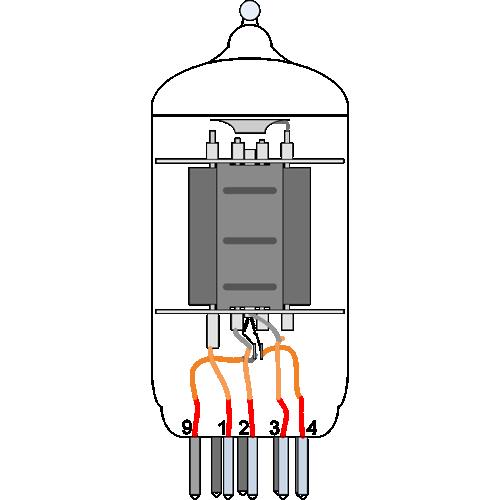 Vacuum Tube - 12AX7LPS, Sovtek image 3