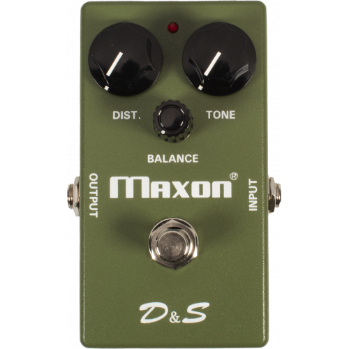 Effects Pedal - Maxon, D&S, Distortion & Sustainer image 1