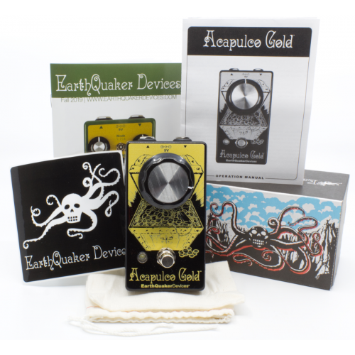Effects Pedal – EarthQuaker Devices, Acapulco Gold™, Power Amp Distortion image 7