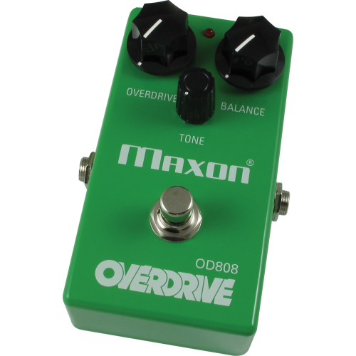 Effects Pedal - Maxon, OD808, Overdrive image 1
