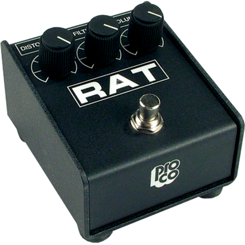 Effects Pedal - ProCo, Rat-2, Distortion image 1