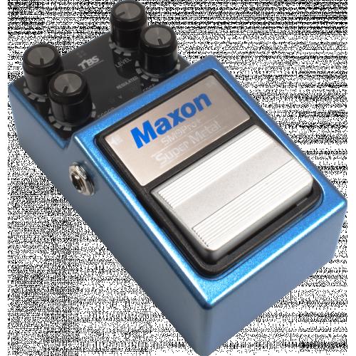 Effects Pedal - Maxon, SM9Pro+, Super Metal Pro Plus image 1