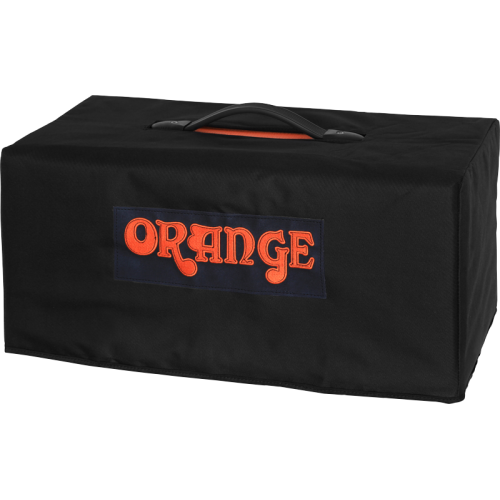 Amp Cover - Orange, for Amplifier Heads image 1