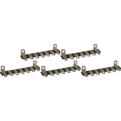 Terminal Strip - 7 Lug, 1st & 7th Lug Common, Horizontal image 2