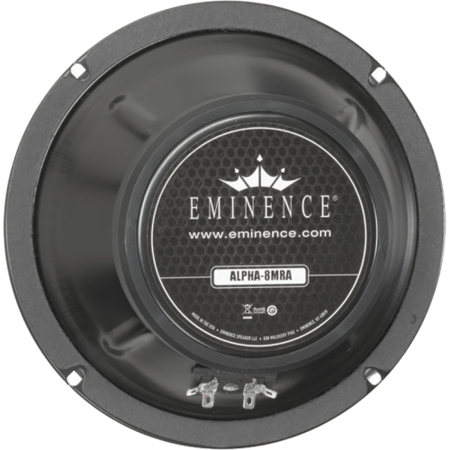 "Speaker - Eminence® American, 8"", Alpha 8MRA, 125W, 8Ω image 1"