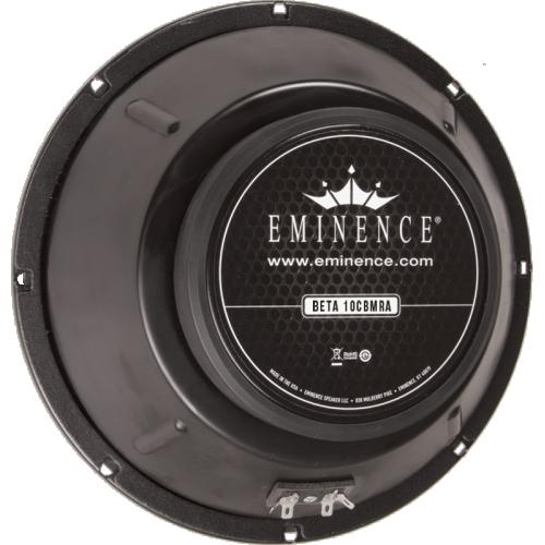 "Speaker - Eminence® American, 10"", Beta 10CMBRA, 200W, 8Ω image 1"