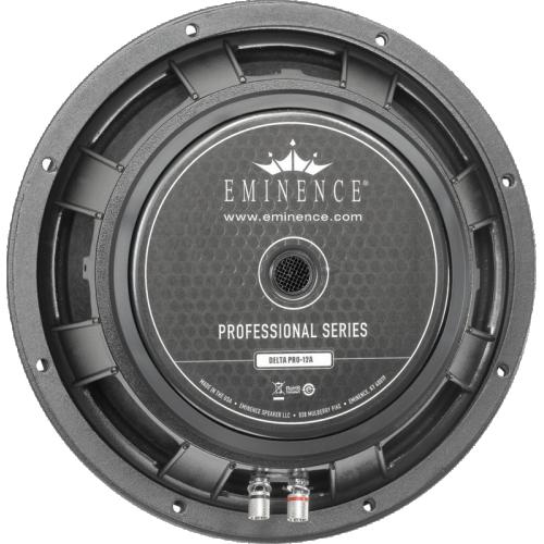 "Speaker - Eminence® Pro, 12"", Delta Pro 12A, 400W, 8Ω image 1"