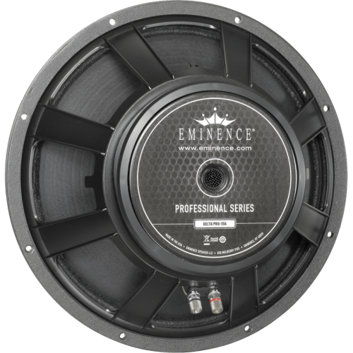 "Speaker - Eminence® Pro, 15"", Delta Pro 15A, 400W, 8Ω image 1"