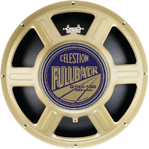 """Speaker - Celestion, 15"""", G15V-100 Fullback, 100W image 1"""