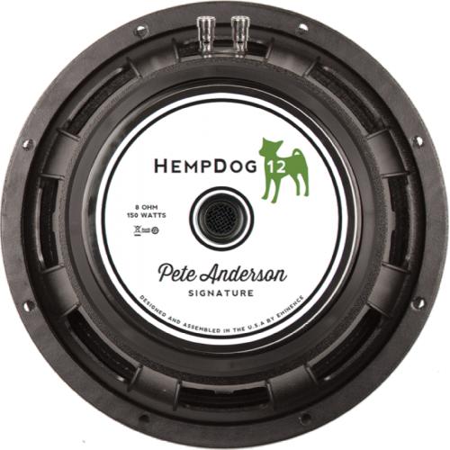 "Speaker - Eminence®, 12"", Pete Anderson HempDog, 150W, 8Ω image 1"