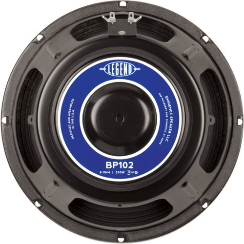 "Speaker - Eminence® Bass, 10"", Legend BP102, 200W image 1"