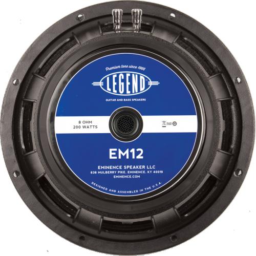"""Speaker - Eminence®, 12"""", Legend EM12, 200 watts image 1"""