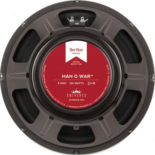 "Speaker - Eminence® Redcoat, 12"", Man O War, 120W image 1"