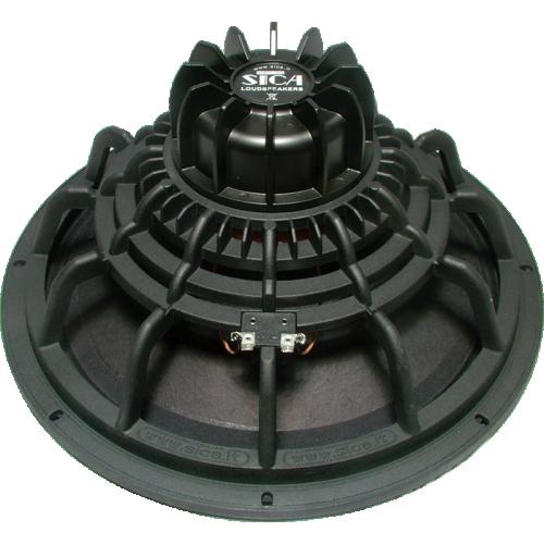 "Speaker - 15"" Sica Bass, Neo, 250W, 4 Ohm, Aluminum, B-Stock image 1"