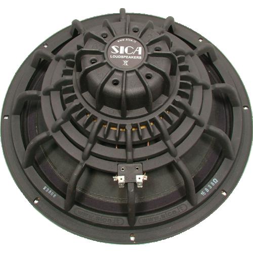 "Speaker - 15"" Sica Bass, Neo, 350W, 8 Ω, Aluminum, B-Stock image 1"
