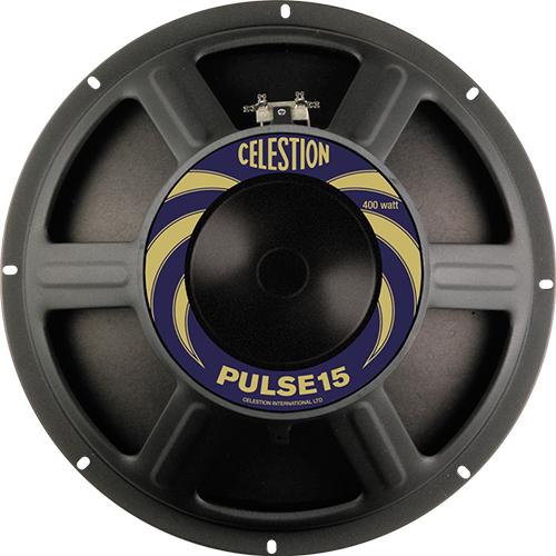 Speaker - Celestion, 15 in., Pulse 15, 400W, 8 Ohm image 1