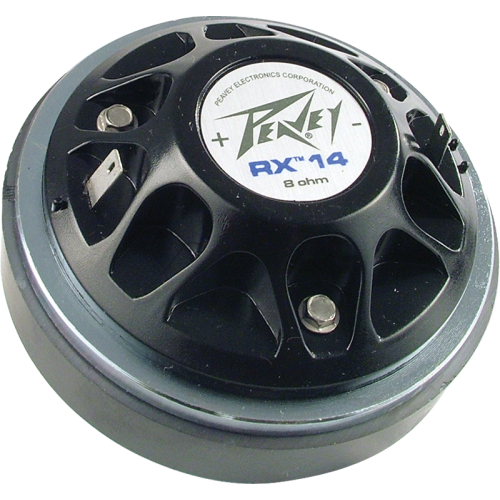 """Driver - Peavey, 1"""", RX 14, high frequency compression, 60W image 1"""