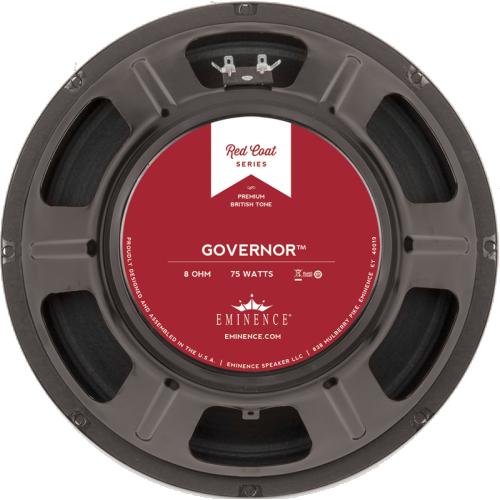 "Speaker - Eminence® Redcoat, 12"", The Governor, 75W image 1"
