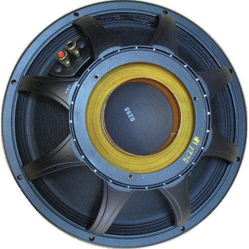 Speaker Basket - Peavey, 1502-8 DT BW replacement basket, 8Ω image 1