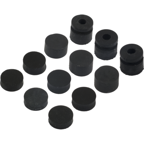 Grommets - Dunlop, Offset, 3x4 Different Sizes image 1