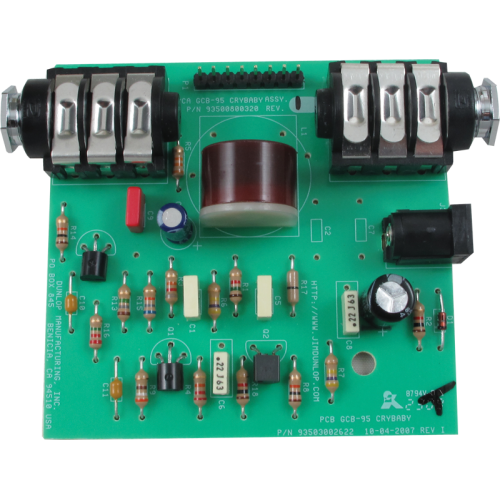 PC Board - Dunlop, for Crybaby image 2