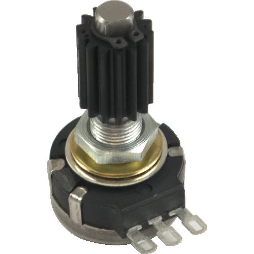 Potentiometer - Dunlop, Wah, 10 kΩ linear image 1