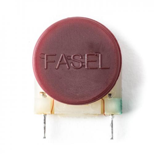Inductor - Dunlop, Fasel Toroidal Model, Red image 2
