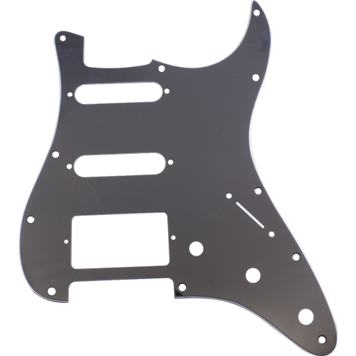 Pickguard - For Standard Strat®, HSS, 11 Hole, 3-Ply image 1