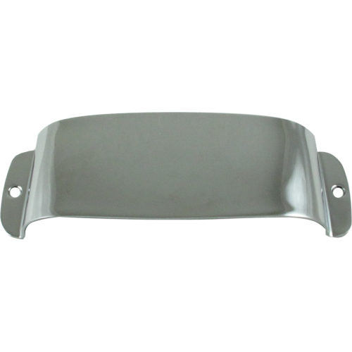 Cover - Fender®, for Vintage J-Bass, Chrome image 1