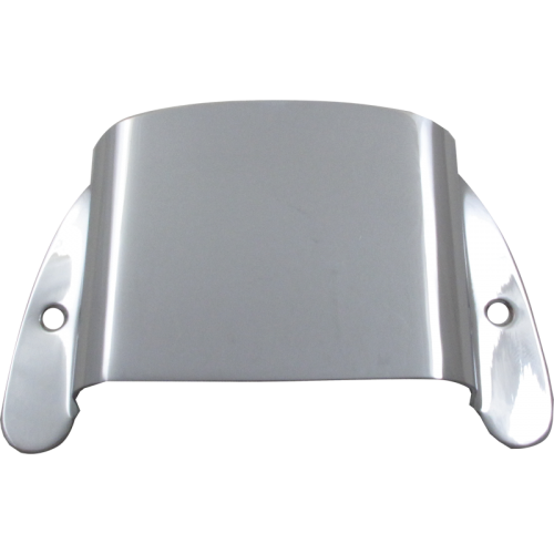 Pickup Cover - Fender®, '51 P-Bass / Tele Bass, Chrome image 1