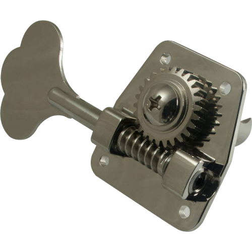Tuners - Gotoh, Large Nickel for Bass, 4-in-a-line image 2