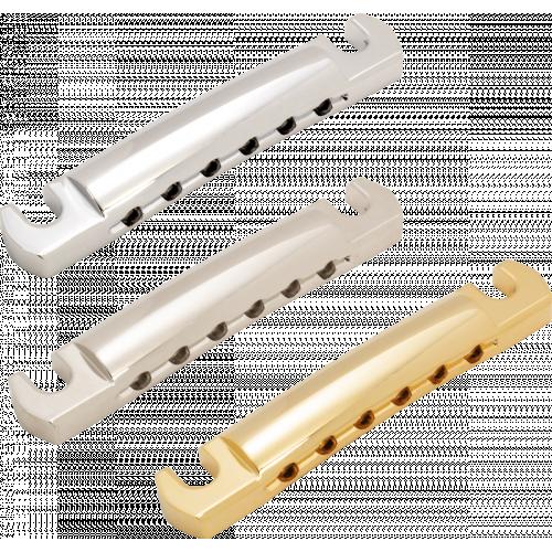 Tailpiece Set - Lightweight Aluminum, Steel Studs image 1