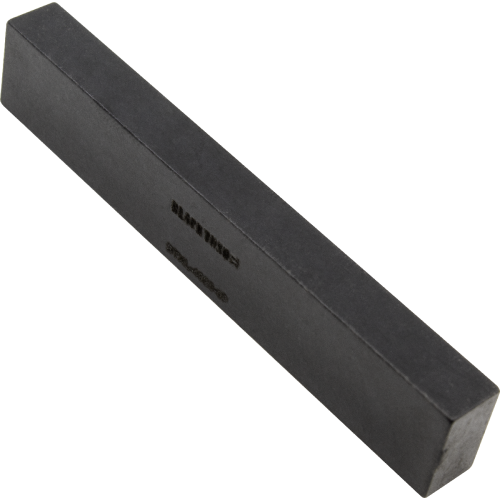 "Nut - Tusq XL, ¼"" Slab, Black, 63.5mm x 6.35mm x 11.1mm image 1"