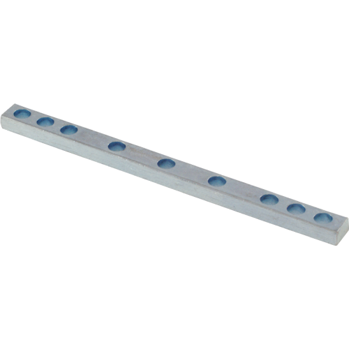 Keeper Bar - 9 Hole, 61.2mm, for 7 String image 1