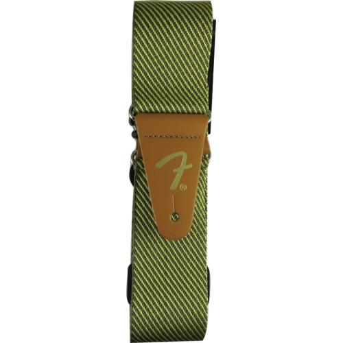 "Guitar Strap - Fender, 2"", Vintage, Tweed image 1"