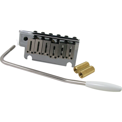 Bridge - Fender®, American Series, Strat Tremolo Assembly image 1