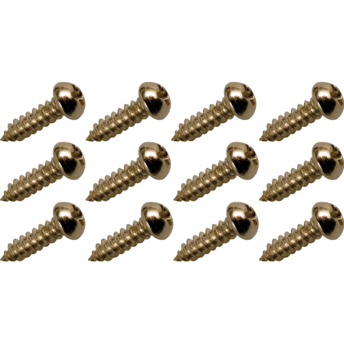 Screw - Fender®, Tuning Machine Mounting, Vintage image 1