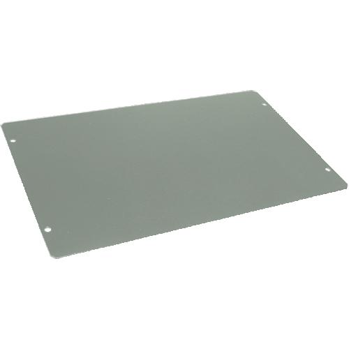 "Cover Plate - Hammond, Steel, 10"" x 6"", 20 Gauge image 1"