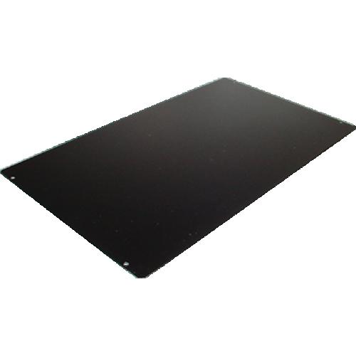 "Cover Plate - Hammond, 17"" x 10"", Black image 1"