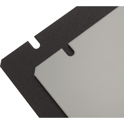"Cover Plate - Hammond, Steel, 6"" x 4"", 20 Gauge image 1"